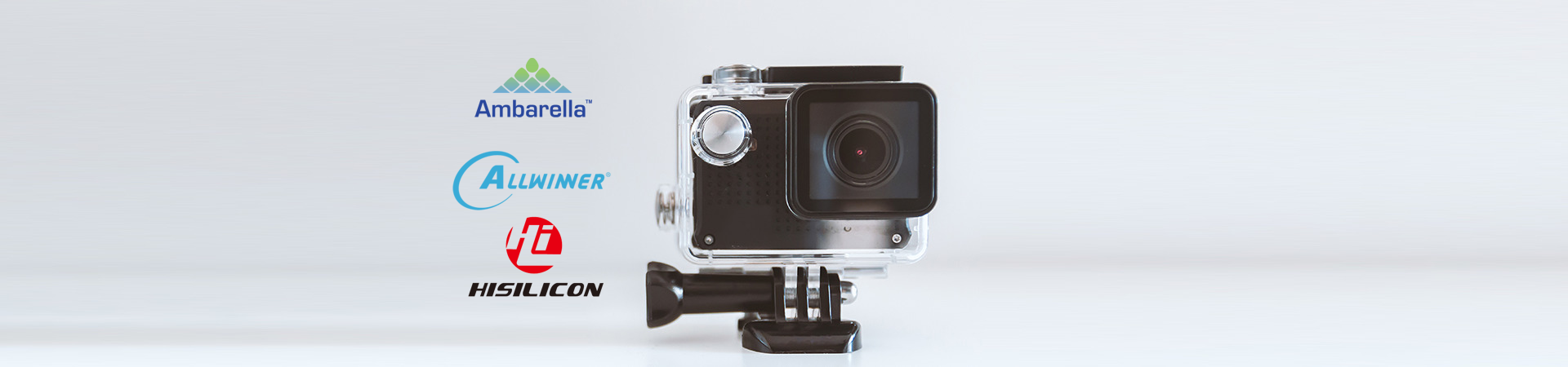 Choosing a SoC for action cameras for the automotive industry