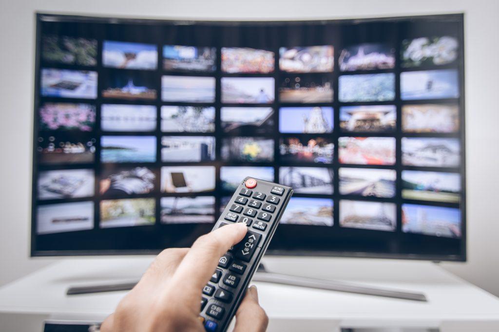 TV shows categorization