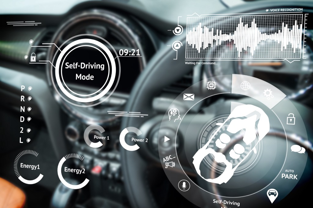 Self-driving features