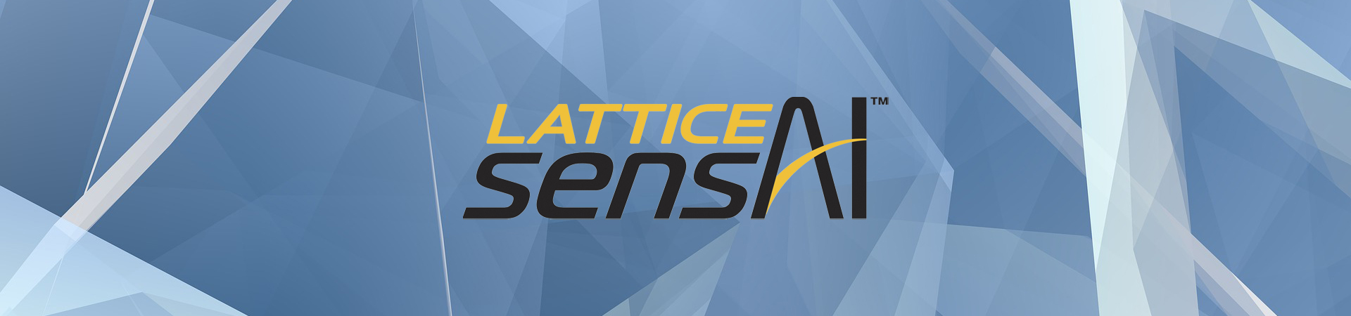 AI solutions on edge with Lattice sensAI