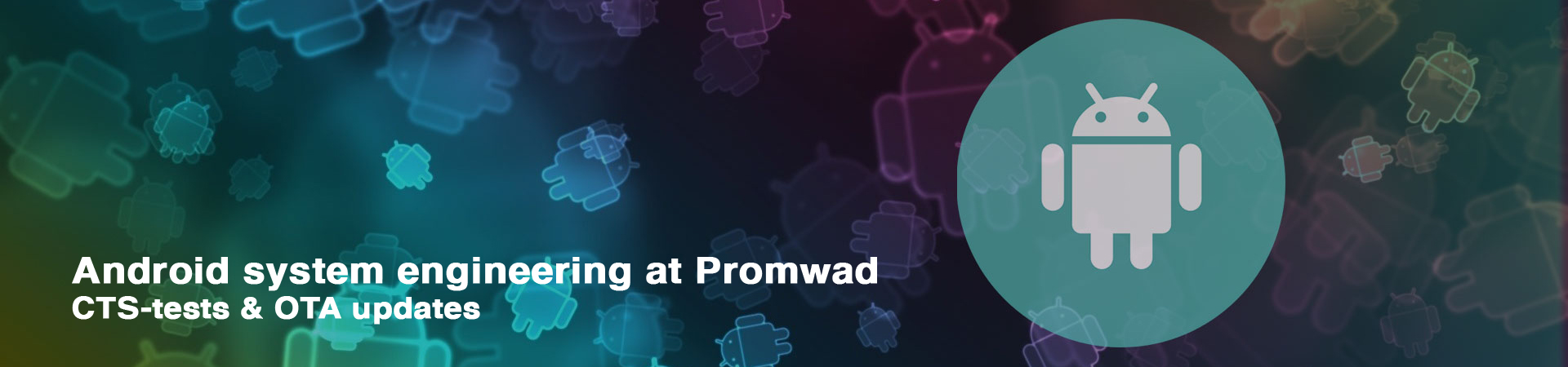 Android system engineering at Promwad