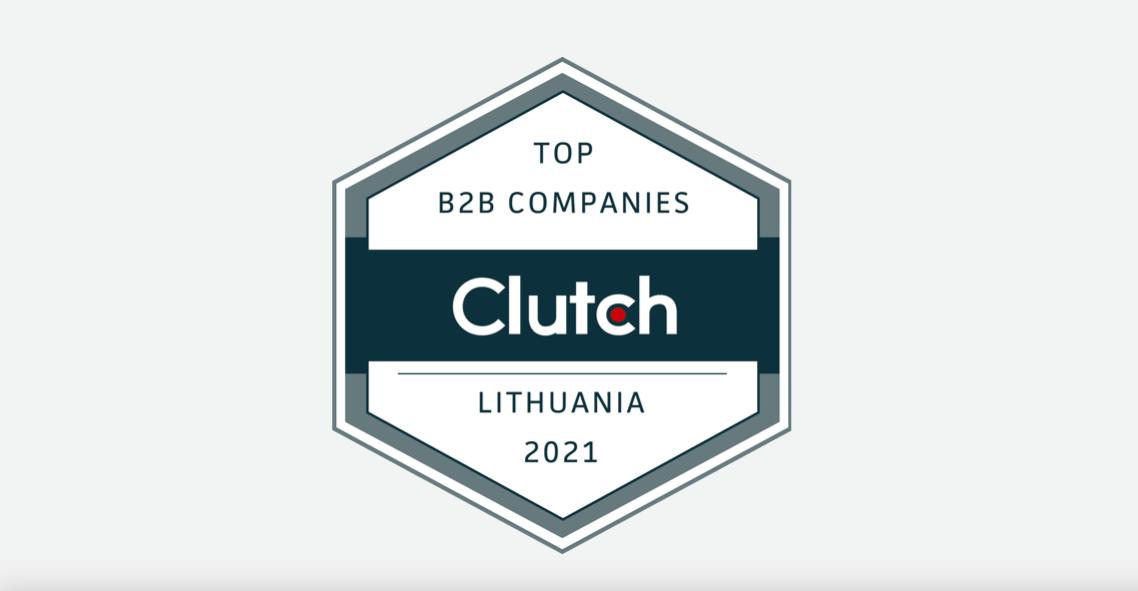 Promwad wins Clutch Baltics 2021 Award