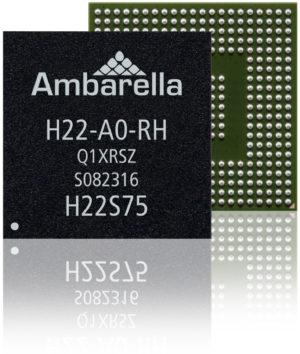 Ambarella H22-A0-RH