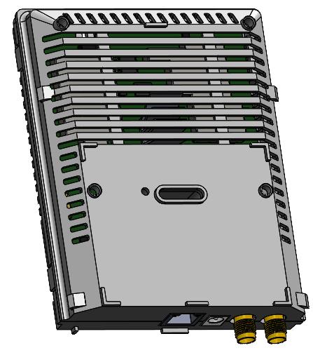 Internal device enclosure
