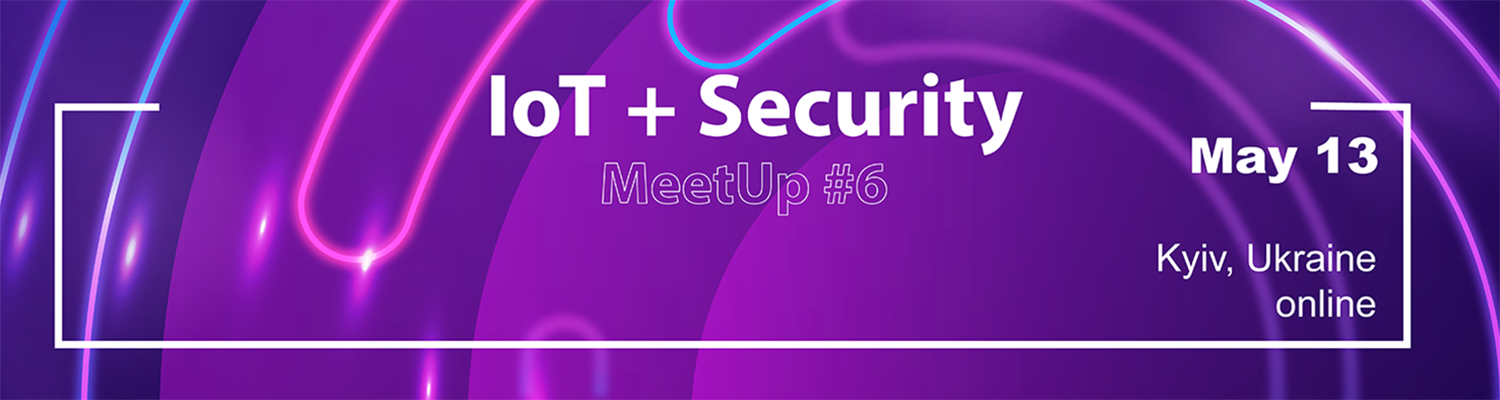 Promwad are hosting the 'IoT + Security' meetup together with Arrow and NXP Semiconductors