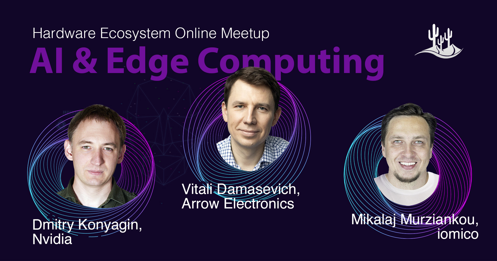 The results of our AI + Edge Computing Meetup with Nvidia and Arrow Electronics