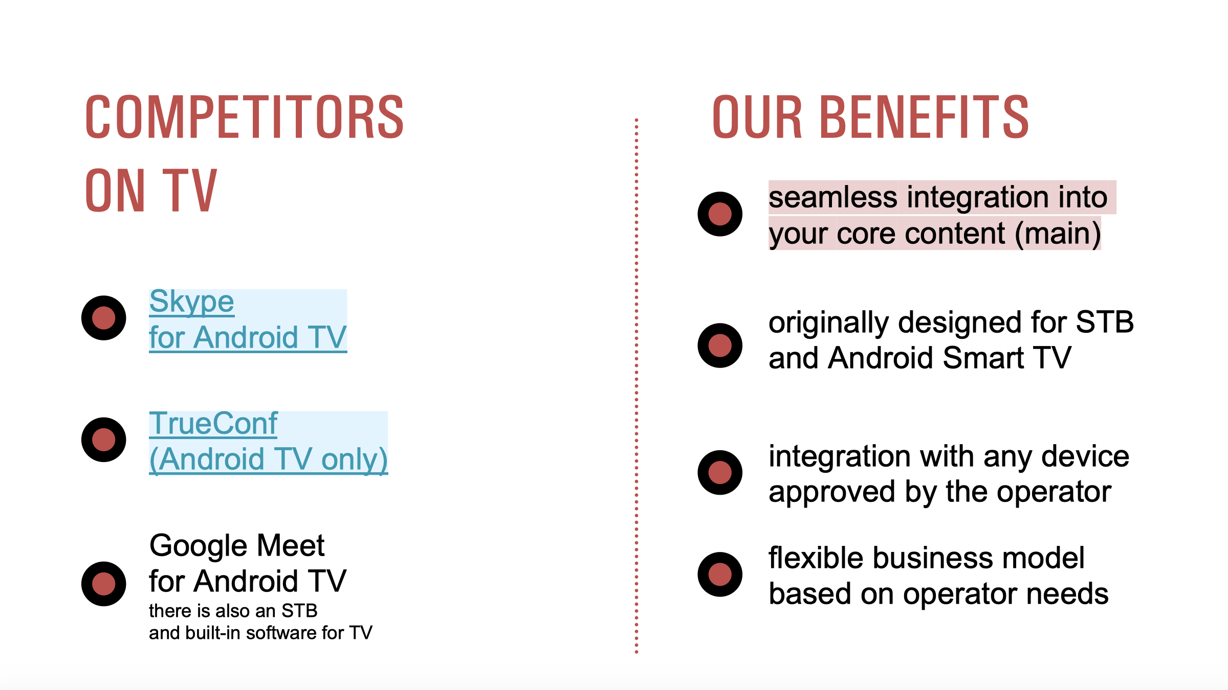 promwad benefits tv conferencing