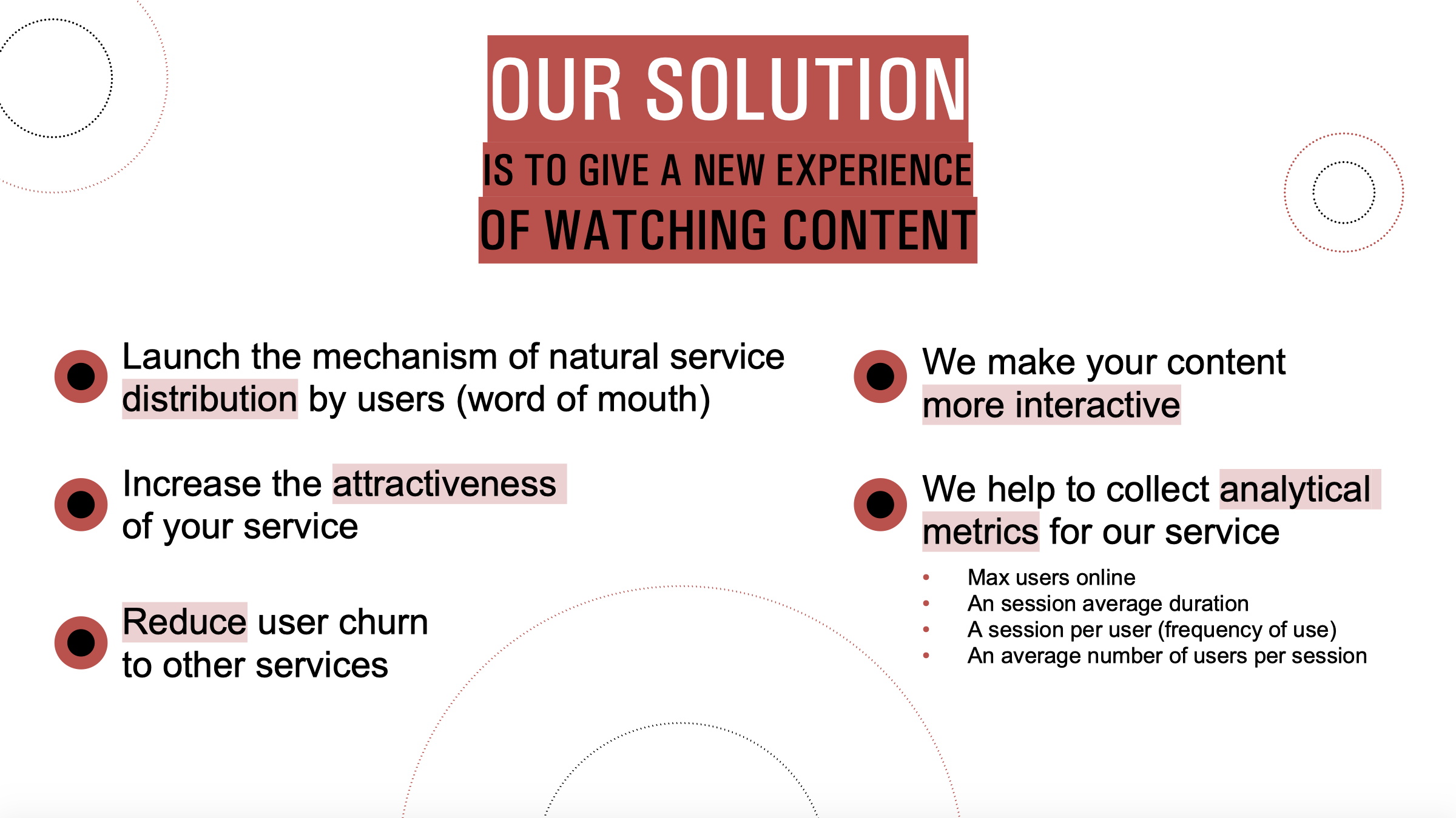 solution tv conferencing