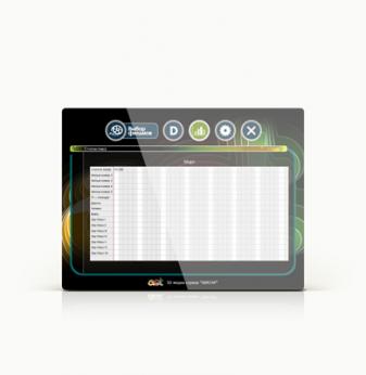 The development of cinema Control Panel programm for 5D cinema